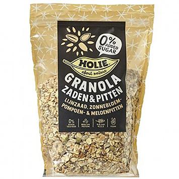 Holie Granola graines et graines 350g