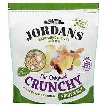 Jordans Crunchy frugt og nødder 750g