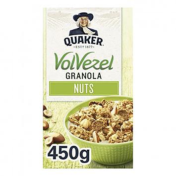 Quaker Volvezel granola nuts 400g