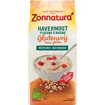 Zonnatura Havermout meerzaden glutenvrij 350g