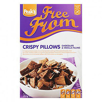 Peak's Crispy pillows glutenvrij 150g