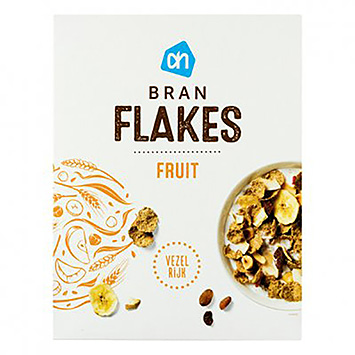 AH Bran floconne des fruits 500g