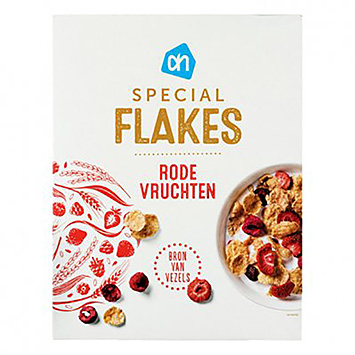 AH Special flakes red fruits 300g