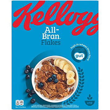 Kelloggs All-klidflager 375g