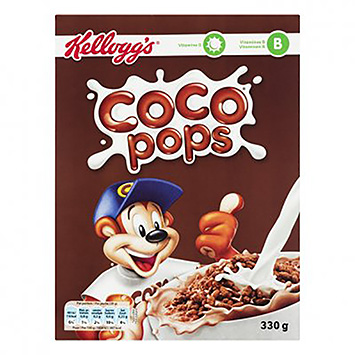 Kellogg's Kellogg's Coco popper 330g 330g