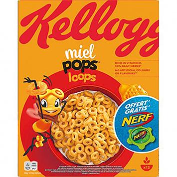 Kellogg's Honey pops loops 375g