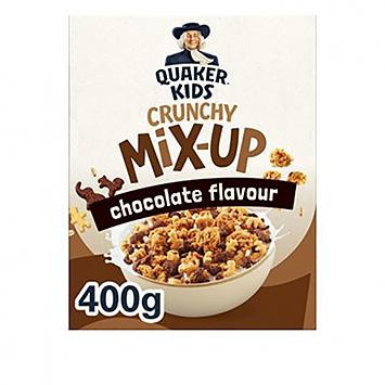 Quaker Quaker Kids cruncy mix-up chokoladesmag 400g 400g