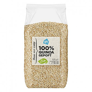 AH Bio 100% quinoa soufflé 125g