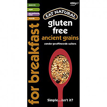 Eat Natural Ancient grains glutenvrij 450g