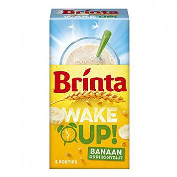 Brinta Wake up drinkontbijt banaan 110g