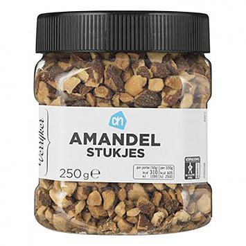 AH Enriched almond pieces 250g