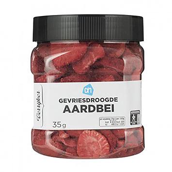 AH Enricher freeze-dried strawberry 35g