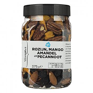 AH Verrijker rozijn mango amandel en pecannoot 375g