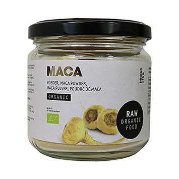 Raw organic food Maca poeder 175g