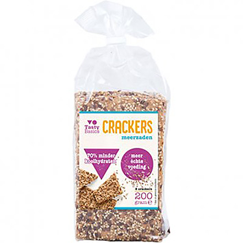 TastyBasics Crackers 200g