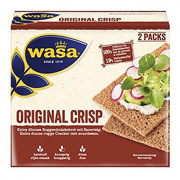Wasa Original croustillant 200g