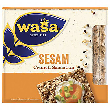 Wasa Sésame Croquant Sensation 220g