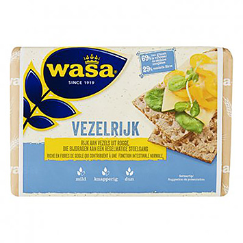 Wasa Vezelrijk 300g
