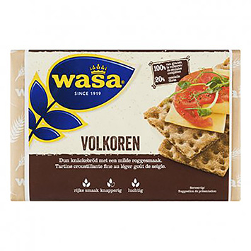 Wasa Whole Wheat 260g