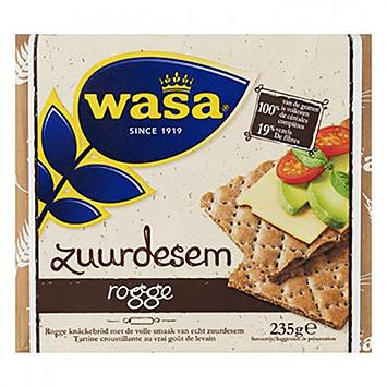 Wasa Zuurdesem rogge 235g
