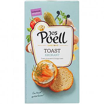 Jos Poell Toast croustillant 100g