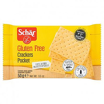 Schär Crackers pocket 150g
