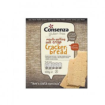Consenza Crackerbread 100g
