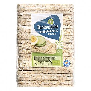 AH Biologische rijstwafels quinoa 130g
