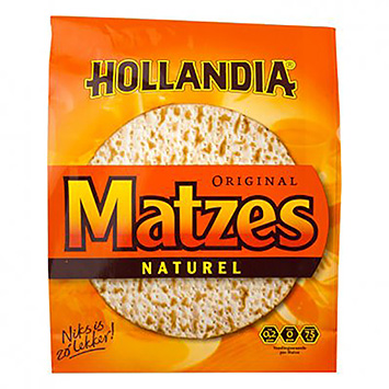 Hollandia Matzes naturel 200g