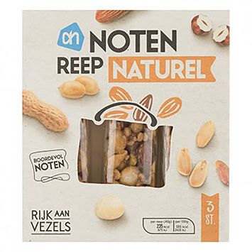 AH Notenreep naturel 120g