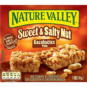Nature Valley Sweet and salty nut pinda 150g