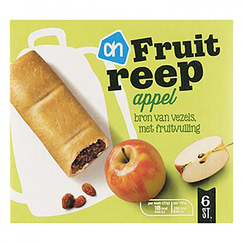 AH Fruit bar apple 162g