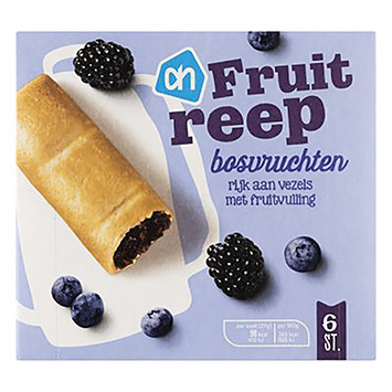 AH Fruit bar for forest fruits 162g