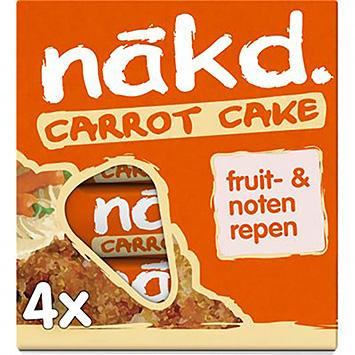 Nakd Carrot cake 140g