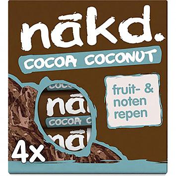 Nakd Cocoa coconut 140g