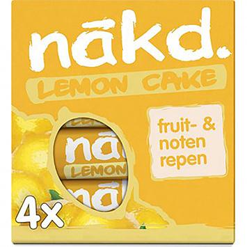 Nakd Lemon cake 140g