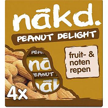 Nakd Peanut delight 140g
