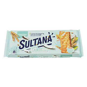 Sultana Coconut 207g