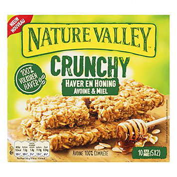 Nature valley Crunchy haver en honing 5x42g