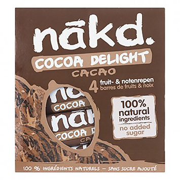 Nakd Cocoa pleasure 140g