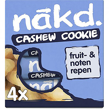 Nakd Cashew cookie 140g