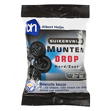 AH Menthe sans sucre drop hard sweet 100g