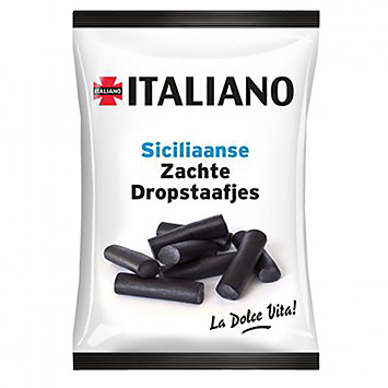 Italiano Sicilian soft licorice bars 250g