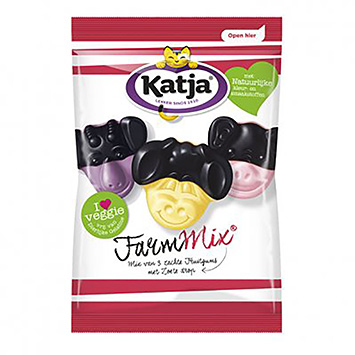 Katja Farm mix 300g