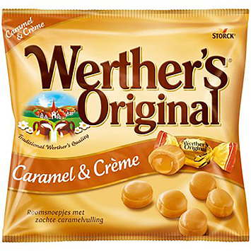 Werther's Original Caramel and cream 150g