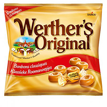 Werther's Original Classic Sahnebonbons 175g