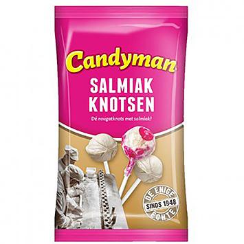 Candyman Salmiakknotsen 165g