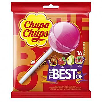 Chupa chups Le meilleur du 192g