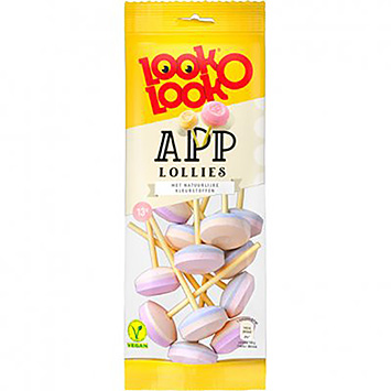 Look o look App lollies 115g
