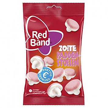 Red band Zoete paddenstoelen 130g